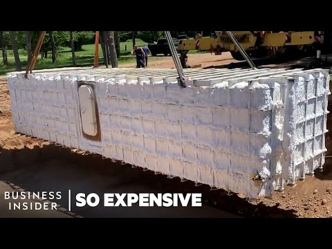 Why Survival Bunkers Are So Expensive | So Expensive