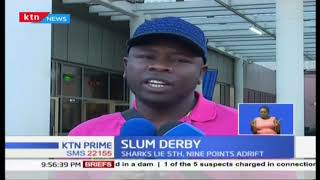 Kariobangi sharks now turn their attention to the slum derby