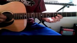 Flo Rida-Whistle Guitar Lesson Tutorial With Tabs