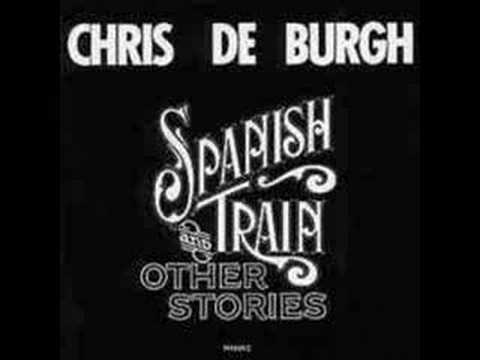 Patricia The Stripper - Chris de Burgh (Spanish Train 4  of 10)