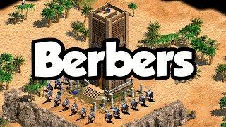 Berbers Overview AoE2