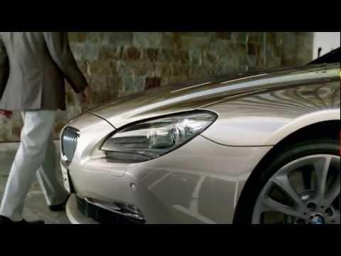 Bmw 6 Series M6 Cabrio Кабриолет класса E - рекламное видео 3