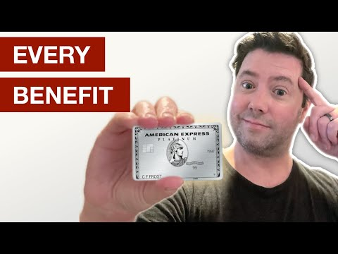 Amex Platinum Card Review 2021 - COMPLETE GUIDE to the Platinum Perks