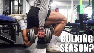 VLOG 103: TO BULK OR NOT TO BULK? FULL LEG ROUTINE