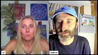 Z Zygfrydem rozmowa o podróżach w czasie, trąbach jerychońskich, podziemnych bazach, runach i …