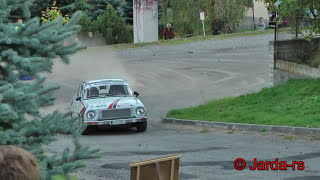 preview picture of video 'Rally Příbram 2012 - Historici'
