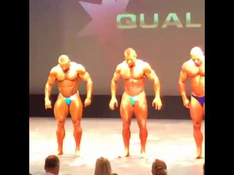 Super Heavy Weight Bodybuilding Division 2018