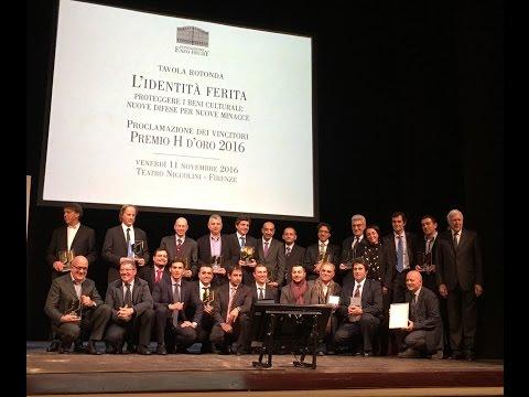 Premio H d'Oro 2016