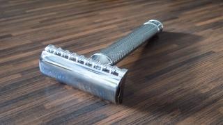 Rasur - Pur ! Rasierhobel Mühle R41 Test Review Vorstellung Klassische Nassrasur Rasiermesser Shave