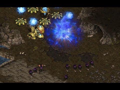 Bisu (P) v Effort (Z) on Fighting Spirit - StarCraft - Brood War REMASTERED