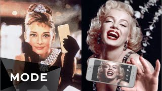 If Old Hollywood Icons Had Instagram | Top Ten