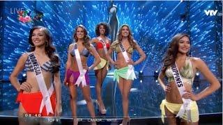 Miss Universe 2016/2017 - TOP 13 FINAL ANNOUNCEMENT Coronation Night - FULL SHOW HD