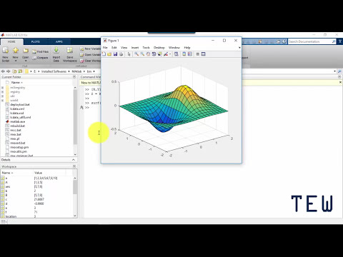 Matlab 2016  –  Matlab Programming Tutorial for Beginners: Quick Start
