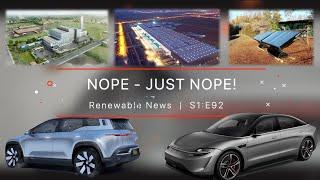 Tesla Model 3 breaks 1000kms on one 'tank' | Renewable News 13/1/20