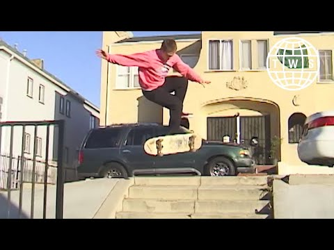Tristan Funkhouser and Eddie Mighty Moreno, Challers Part