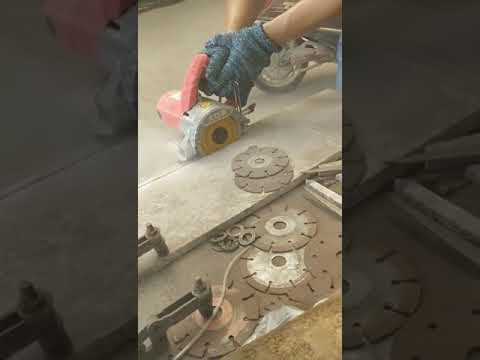 Multi-Use Diamond Saw Blade