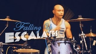 Escalates - Falling Up (RJ Drum Cover)