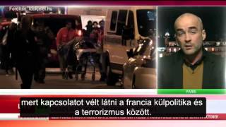 Gearoid O'Colmain igencsak alternatív összefoglalója a francia terrortámadásokról