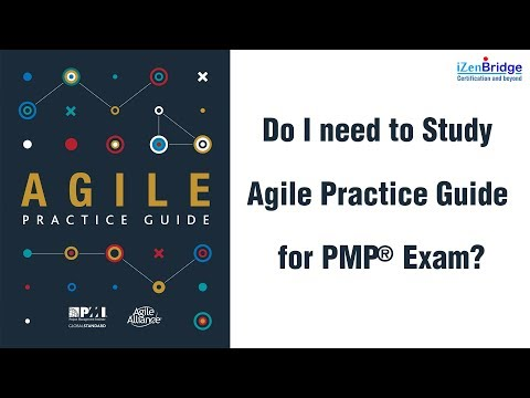 Do I need to study Agile Practice guide for Project Management ...