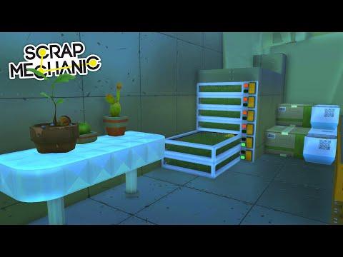 Meșterul Trex - Episodul 698 - Scrap Mechanic