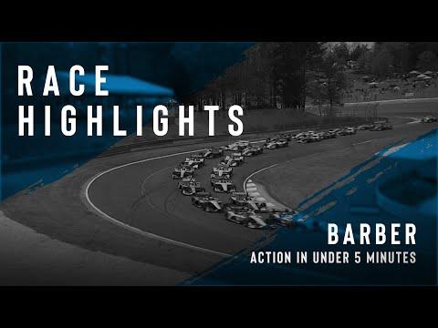 佐藤琢磨は13位!インディーカー第1戦 アラバマ(バーバー・モータースポーツ・パーク)決勝レースのハイライト動画