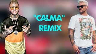 Calma Remix (LETRA) Farruko, Pedro Capo