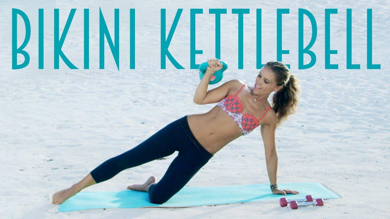 Bikini Kettlebell Workout ☀ BIKINI SERIES
