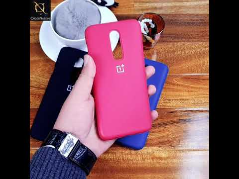 OnePlus Nord Cover - Blue - HQ Silica Gel Silicon Shockproof Matte Soft Case
