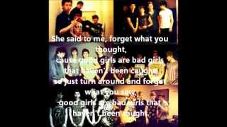 Good girls are bad girls-5 Seconds Of Summer lyrics(live)