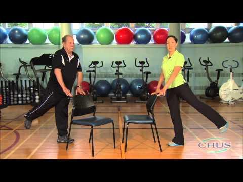 Les exercices aux muscles tritseps