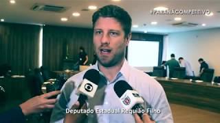 Paraná NADA Competitivo. Requião Filho critica programa de incentivos fiscais que exclui empresas pa