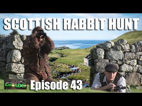 Scottish Rabbit Hunt – AirHeads, episode 43