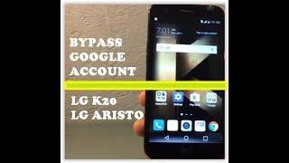 remove google account lg aristo tmobile - Kênh video giải