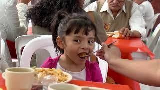 #Calle11 - Comedor comunitario