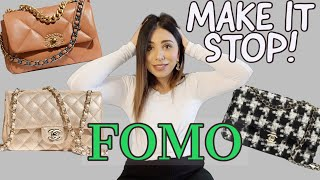 The Dangers of Luxury FOMO, Chasing CHANEL Unicorns, Reseller Angst, Is There Purse Peace? RANT