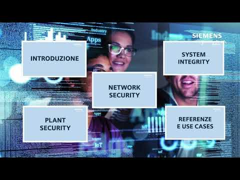 Cyber security, Sicurezza industriale, Sistemi di controllo