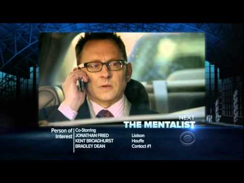 Person of Interest 1.13 (Preview)