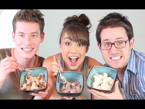 Video HOW TO MAKE ICE CREAM!!!