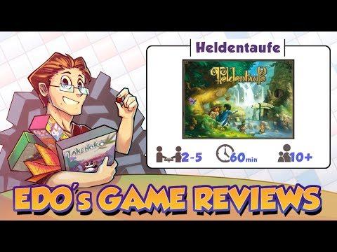Edo's Heldentaufe Review