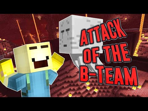 IDEME DO PEKLA! - Minecraft Attack of The B-Team - #3