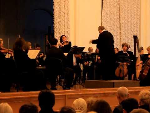 И.С. Бах. Оркестровая сюита № 2 Си минор.