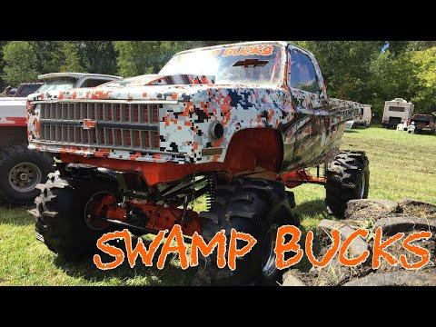 Swamp Bucks Team Jubb Square Body