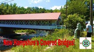 New Hampshires Covered Bridges