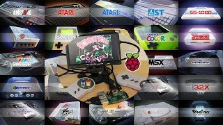 Everything You Need To Build A Raspberry Pi Retro Gaming Console