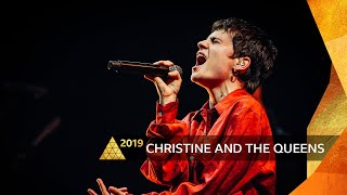 Christine And The Queens   Comme Si (Glastonbury 2019)