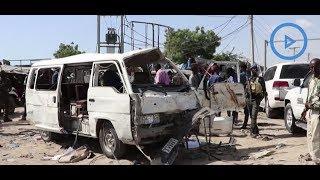 Car bomb kills 76 in Mogadishu - VIDEO