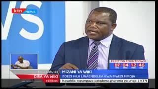 Lalama zaibuka kuhusu upungufu wa vifaa za usajili wa kura kwa zoezi la tume la IEBC: Mizani ya Wiki