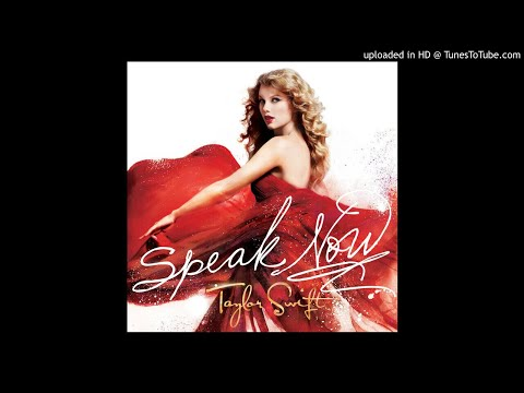 The Story of Us  - Taylor Swift (Official Instrumental)