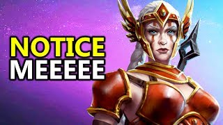 ♥ Heroes of the Storm (HotS) - Play Cassia