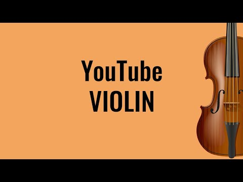 YouTube VIOLIN - Play on YouTube with computer Keyboard